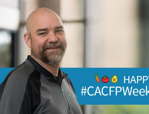 CACFP Week – What does the CACFP mean to Jason Sellers?